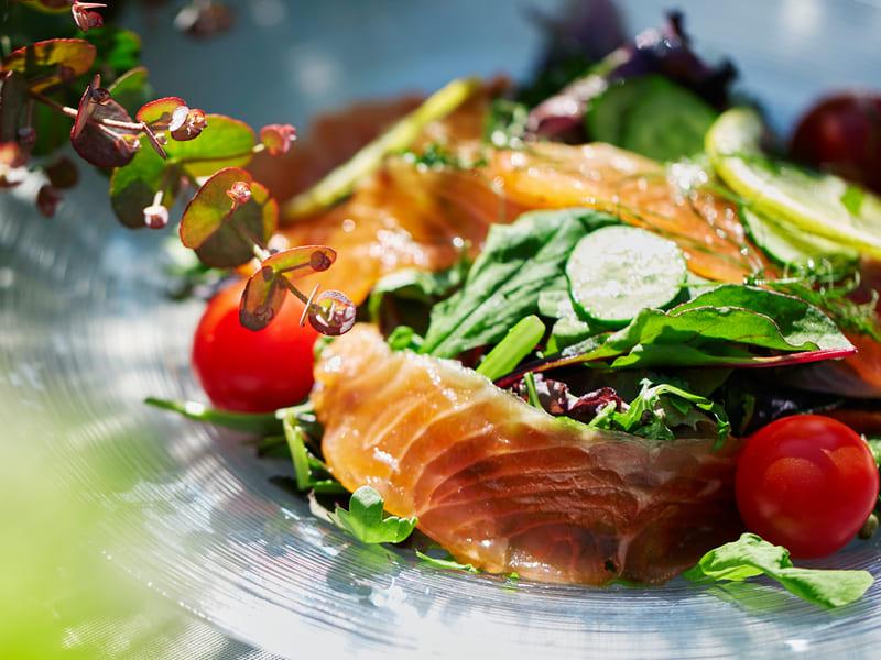 ラグナヴェールプレミア 料理