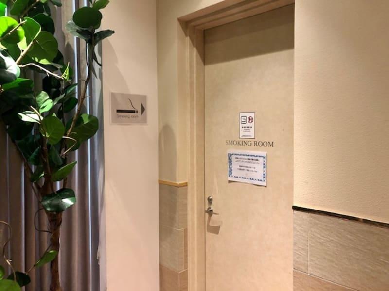 ラグナヴェールプレミア 禁煙スペース