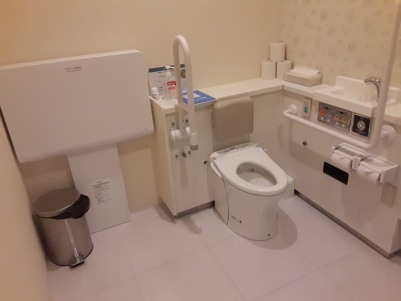ラグナヴェール仙台 トイレ