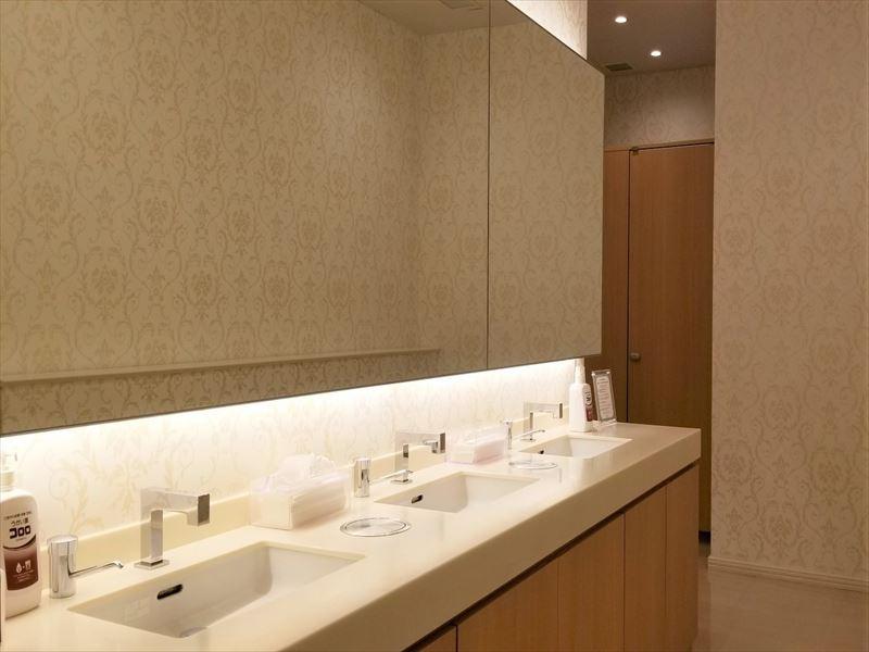 アンジェリオン オ プラザ東京 トイレ