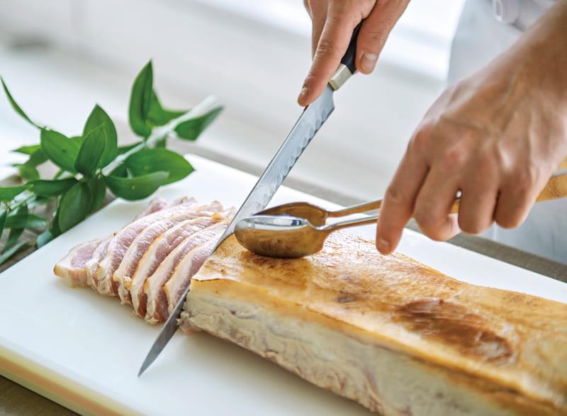 ラグナヴェール仙台 料理