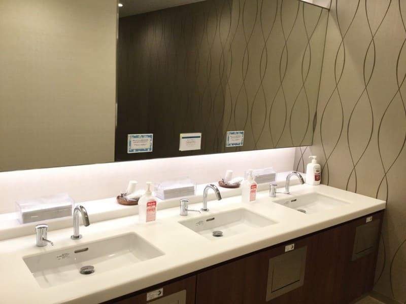 ラグナヴェールスカイテラス トイレ