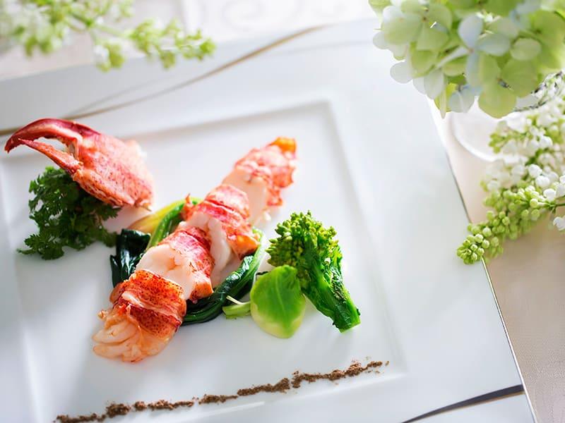 ザ・マグナス東京 料理