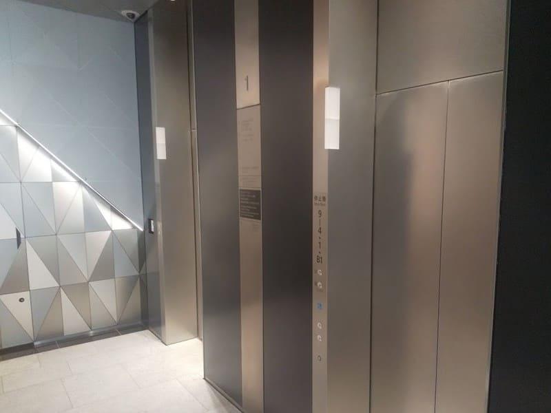 ラグナヴェールアトリエ エレベーター