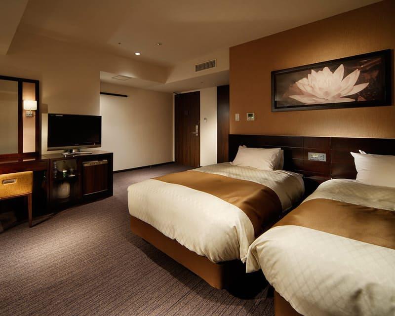 ラグナスイート新横浜 ホテル客室