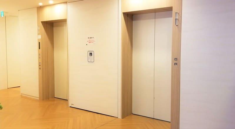 ラグナヴェール東京 エレベーター