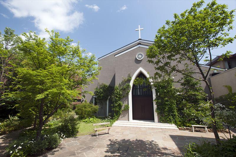 南青山サンタキアラ教会