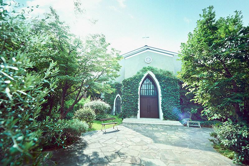 南青山サンタキアラ教会 外観
