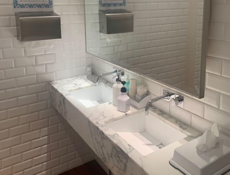 ラグナヴェール青山 トイレ