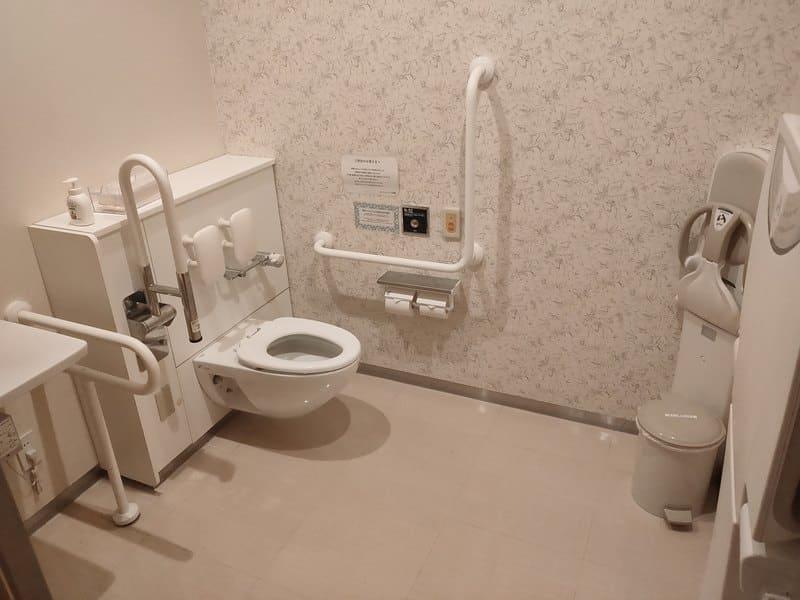 セントレジェンダ沖縄 トイレ