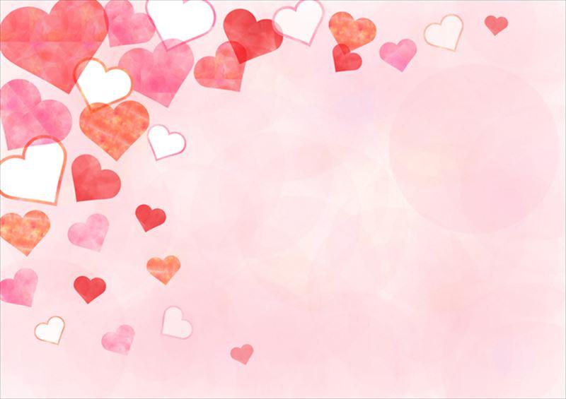 色紙テンプレート ピンク