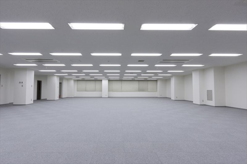 広々したスペース